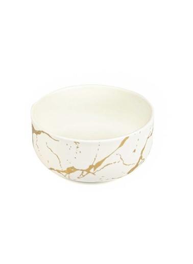 Mikasa Moor Mikasa Moor Beyaz Gold Porselen Kase 16cm Renkli